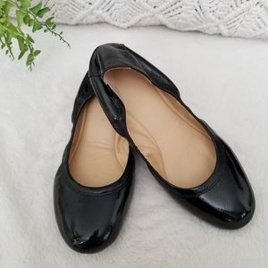 Cole Haan Patent Leather Ballet Flat 8.5